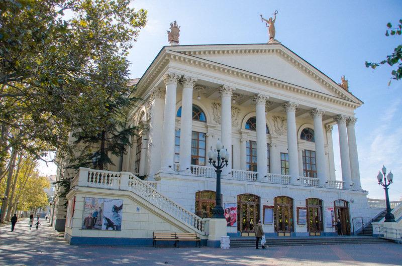 Театр им.Луначарского